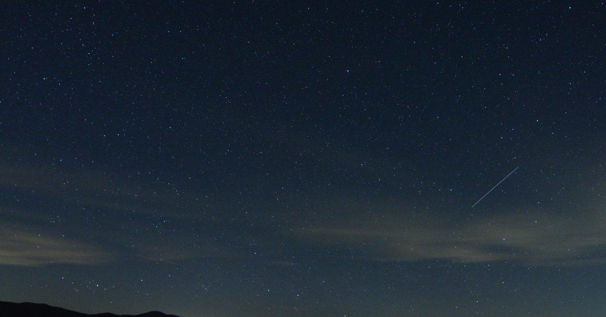Meteor south ridge
